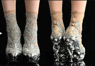 Shoes, the ultimate fashion accessory!?