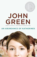 bookcover of Abundance Of Katherines by John Green