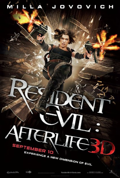 Poster Of Resident Evil Afterlife 2010 720p Hindi BRRip Dual Audio Full Movie