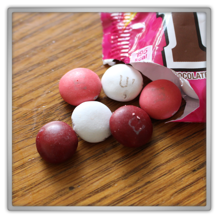 Candysan Japanese Candy Haul & Review m&m's Raspberry fruit