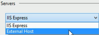 ASP.NET 測試伺服器設置