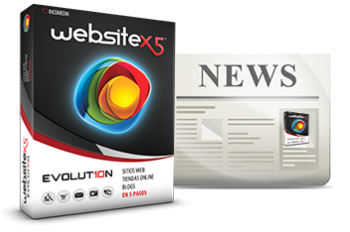 Incomedia WebSite X5 Evolution 10.0.6.31