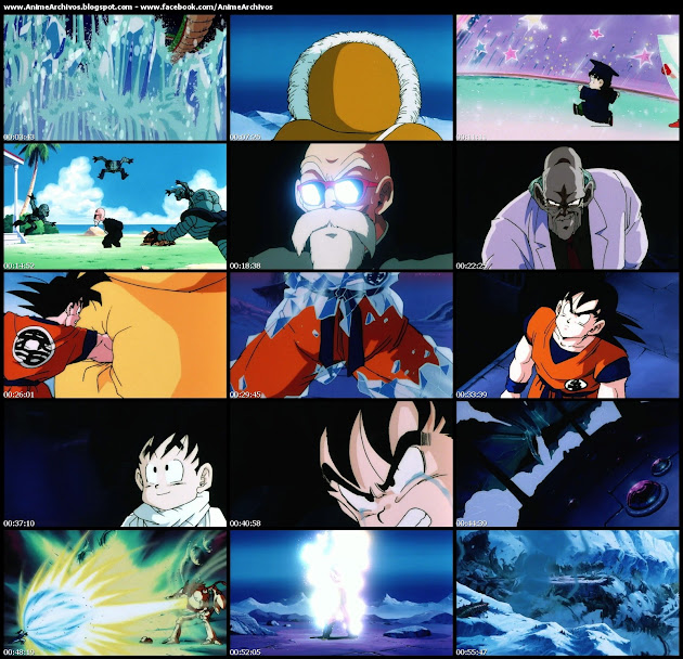 Dragon Ball Z Pelicula 2