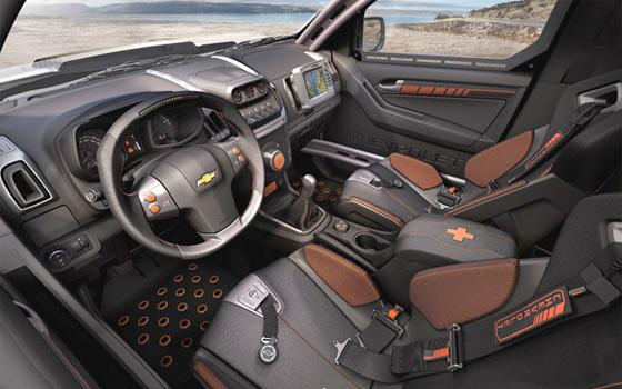 Bazoooka Jays Blogger The Chevy Colorado Rally Concept Truck