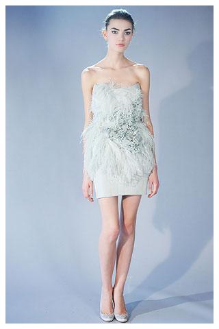 每一件都想擁有浪漫禮服 dream dress Marchesa