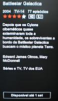 Battlestar Galactica - Disponível até 1 set
