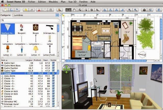 Программа для дизайна интерьера дома