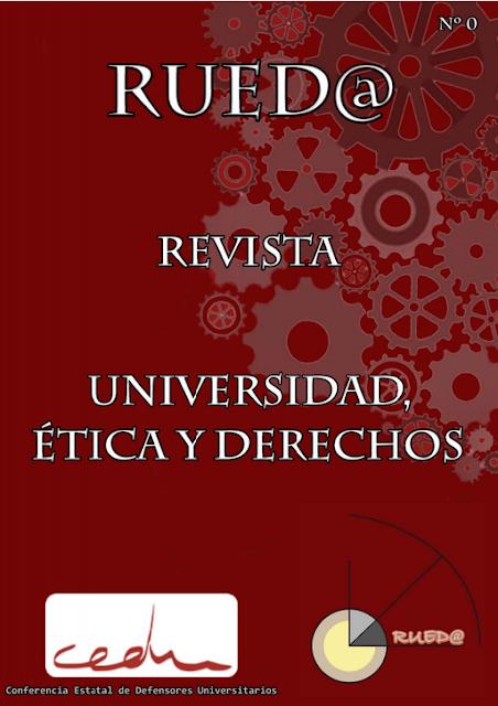 """""""RUED@, Revista universidad, ética y derechos""""."""