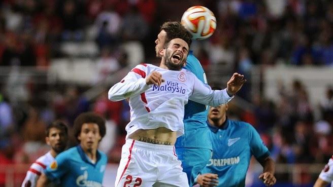 Highlights Sevilla 2 – 1 Zenit St. Petersburg (Europa League)
