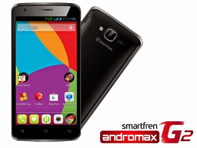 Smartfren Andromax G2, harga Smartfren Andromax G2, spesifikasi Smartfren Andromax G2