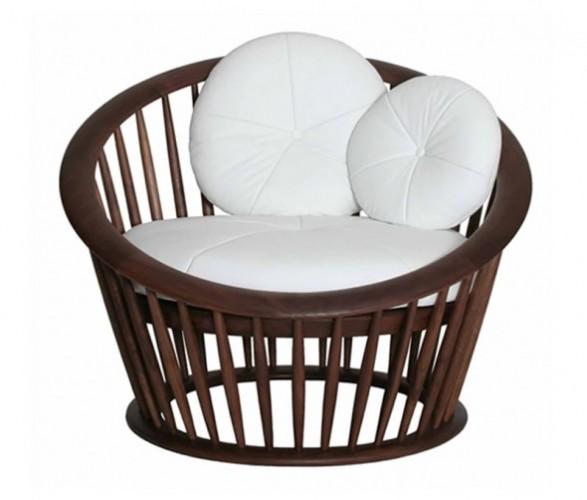 12 sillas con clase y elegantes para salas de estar c mo for Sillas para living