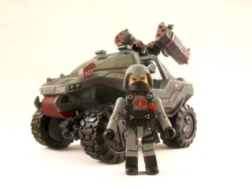 Cobra Stinger Minimate
