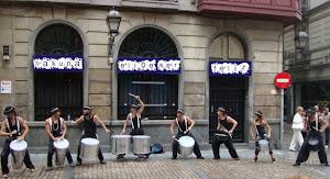 Batucadas de Madrid - hakuna Ma Samba