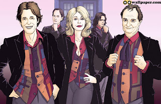 Doctor Who TV Serials