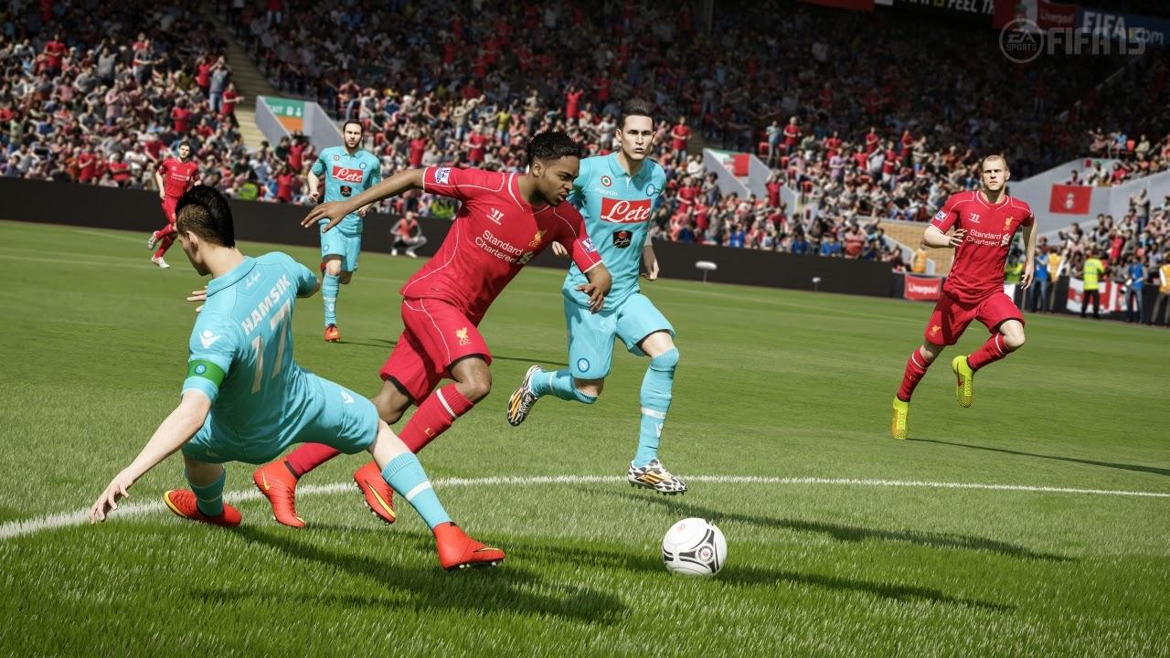 لعبة FIFA  15