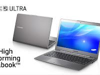 Harga Ultrabook Terbaru dari Samsung