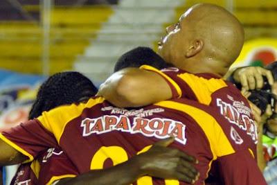 Tolima le sacó buena ventaja al Deportivo Lara