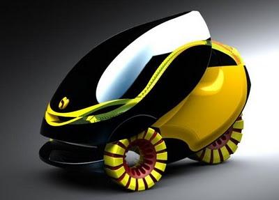 10 desain mobil masa depan terbaik di dunia