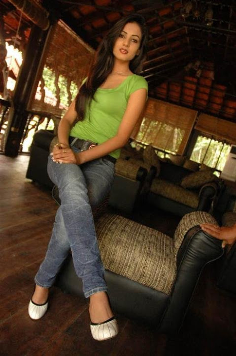 sonal chauhan in tight jeanstop hot photoshoot