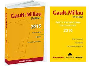 Fajne miejsce i ewape w przewodniku kulinarnym Gault&Millau 2015 / 2016 i 2017