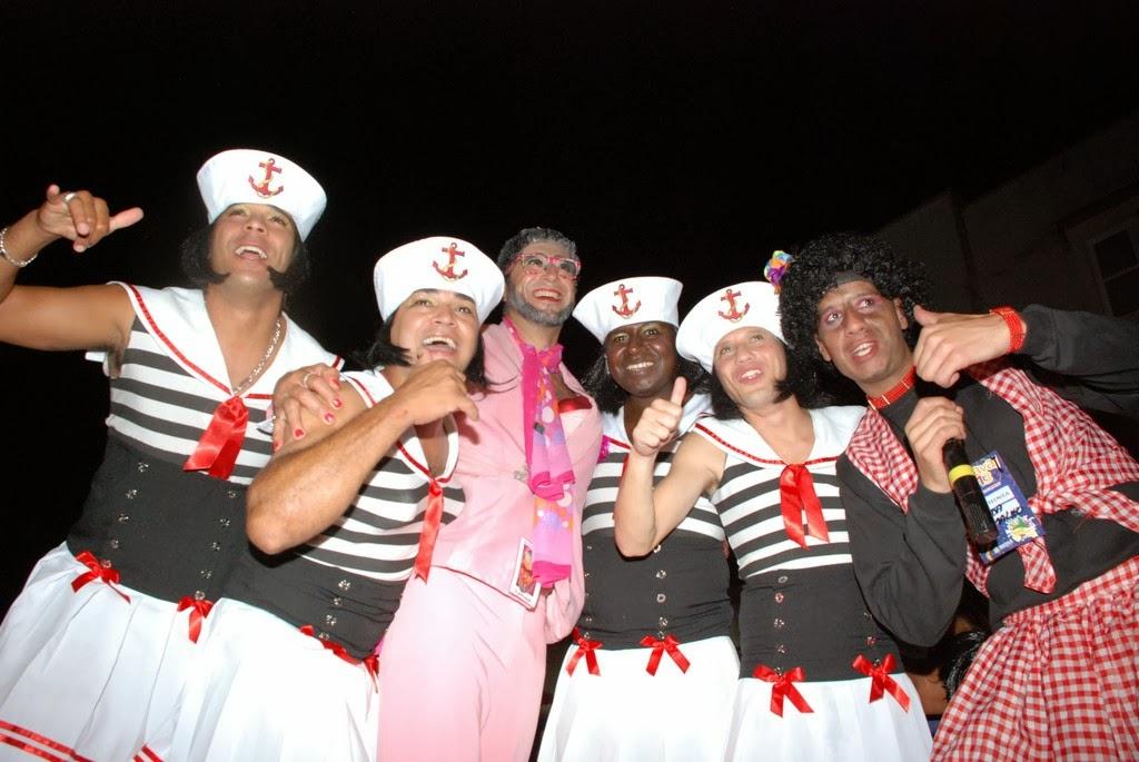 crédito Jeferson Hermida: Bloco Piranhas da Serra: irreverência e alegria na abertura do Carnaval de Teresópolis
