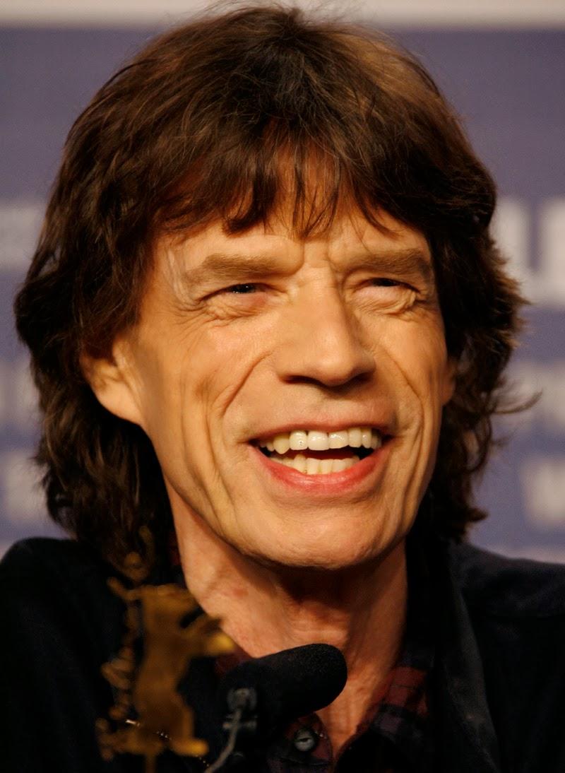Mick Jagger&#39
