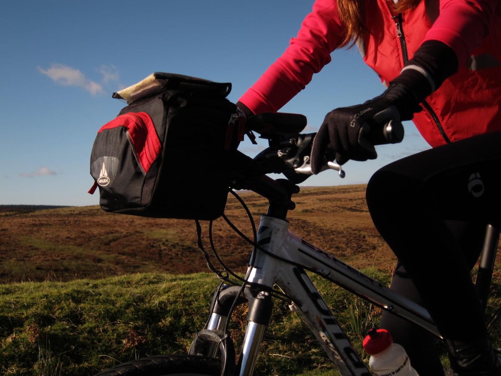 Machacas On Wheels Review Vaude Road I Handlebar Bag
