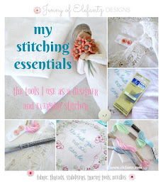 my stitching essentials (blog post)