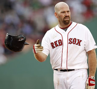 Former Red Sox legend Kevin Youkilis