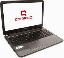 HP Compaq 15-s103TU 15.6-inch Laptop (Pentium-N3540/4GB/500GB/Windows 8.1), Charcoal Grey for Rs.19999 Only @ Amazon