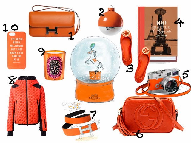 the passion for orange. Black Bedroom Furniture Sets. Home Design Ideas