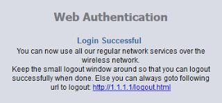Tips Cara Log In Wifi ID