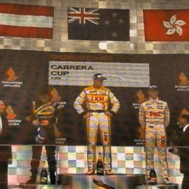 Porsche Carrera Asia & SG F1GP