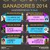 The Oscars: ganadores 2014 (Infografía)