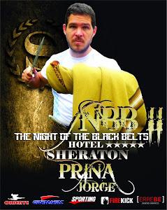 La Noche de los Cinturones Negros  - Hotel Sheraton (15/06/2013)