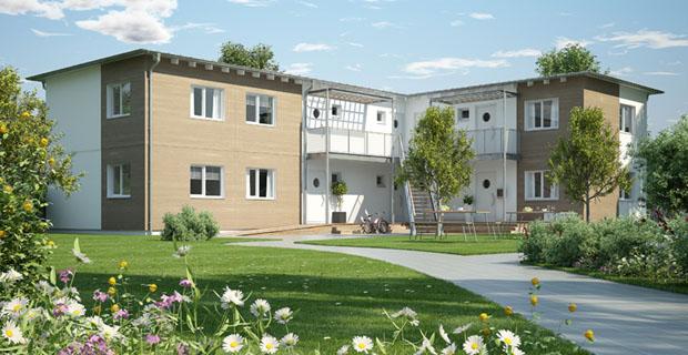"""Iniziative Immobiliari: Case prefabbricate IKEA per """"vivere bene"""""""