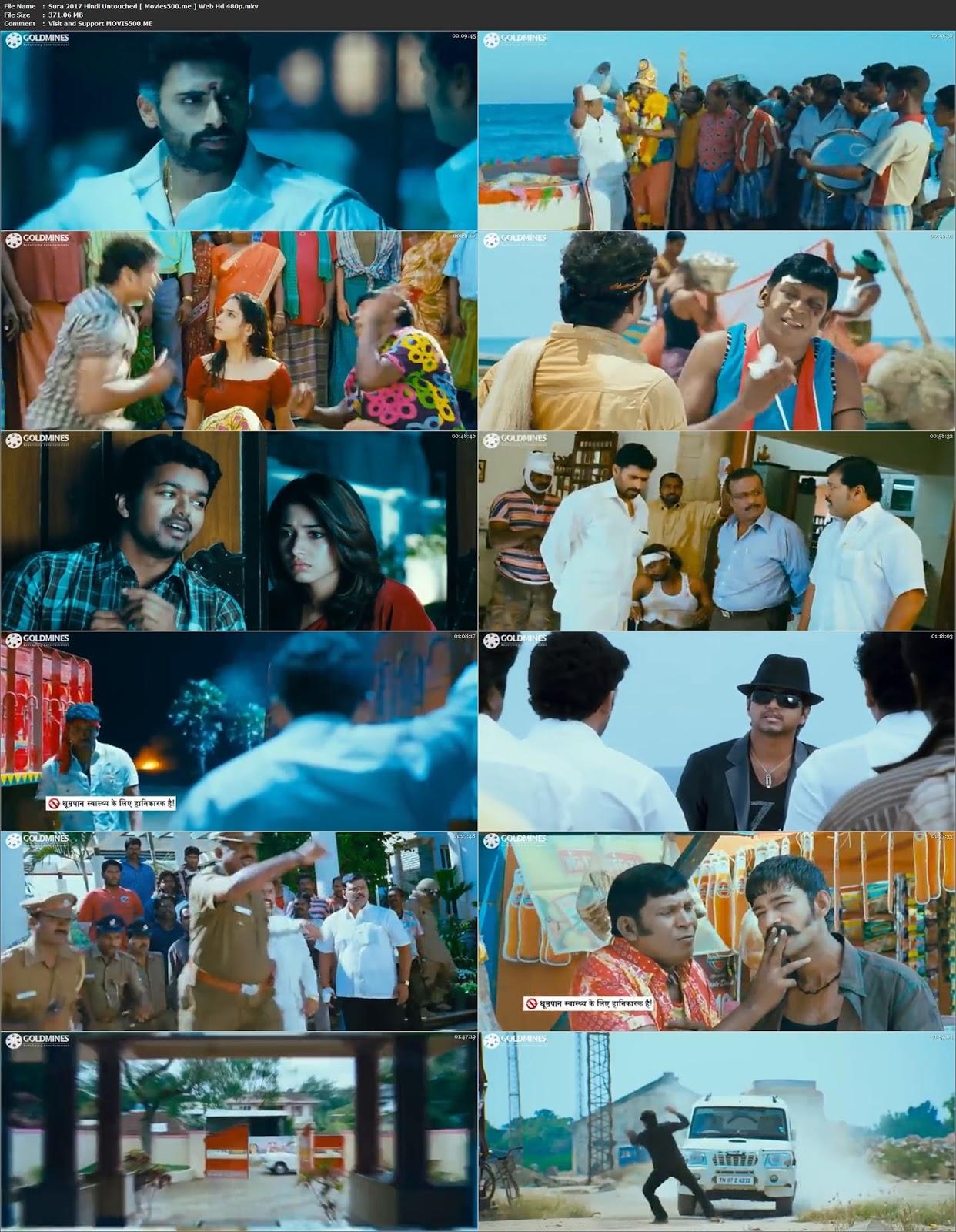 Sura 2017 Tamil in Hindi 300MB WEB HD 480p at tokenguy.com