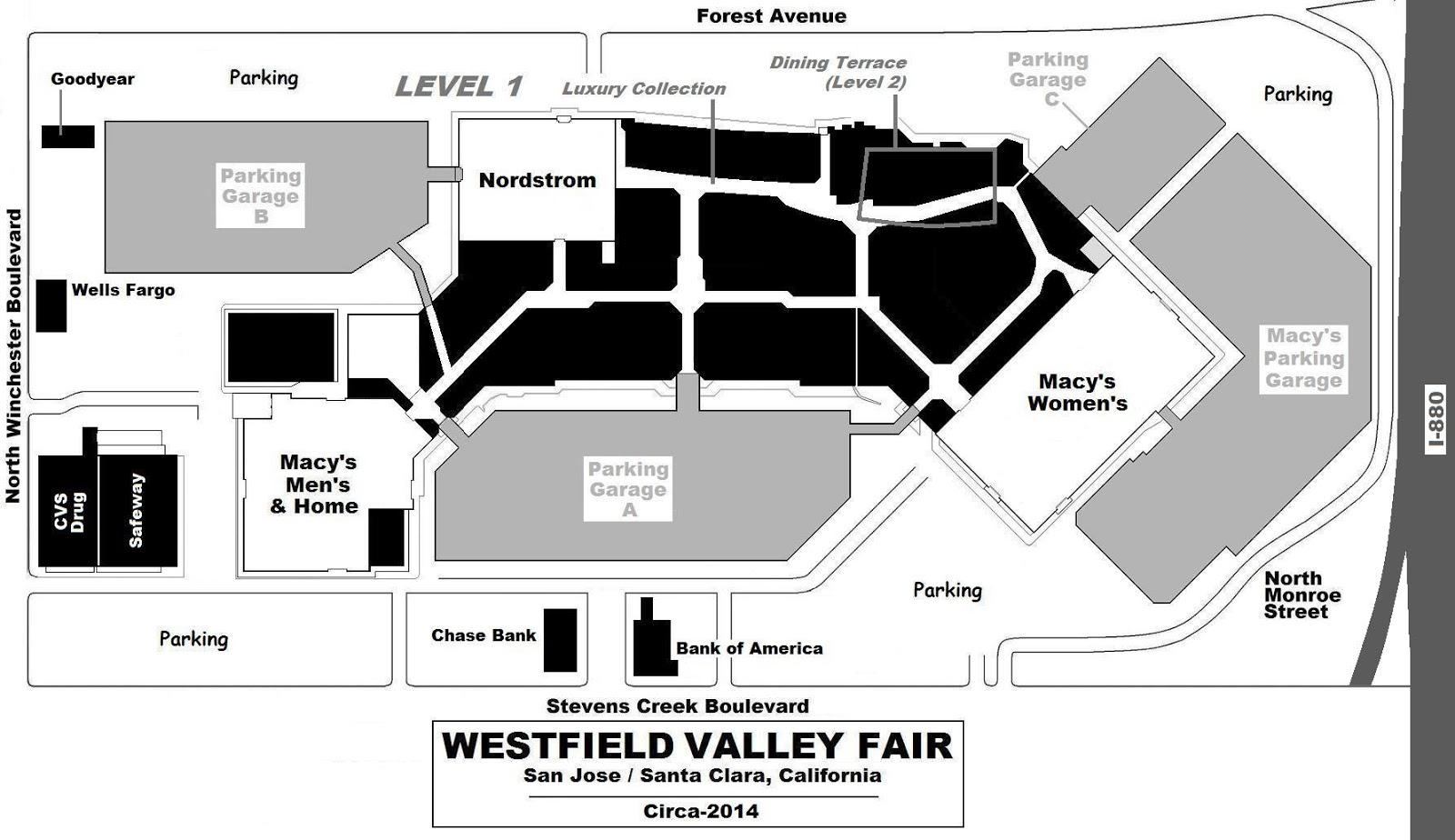 Del Amo Mall Map. Del Amo Mall Map With Del Amo Mall Map. Del Amo ...
