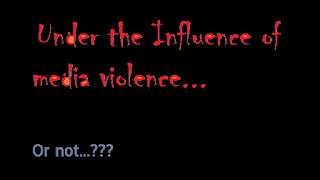 the influence of violent media on aggression essay Writing about the colorado tragedy in a july 20 time magazine essay media violence and aggression is violence influences on dating and aggression.
