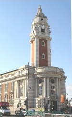Lambeth Town Hall on lambethcyclists.org.uk