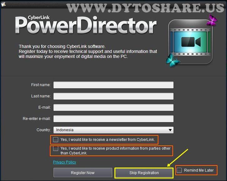 Cyberlink PowerDirector 10.0.0.1012 Ultra +SimKey ~ Aan ...