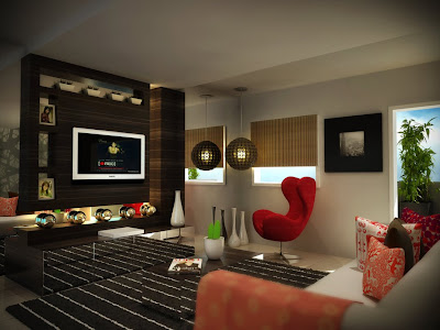 modern luxury living room for 2013 design guide