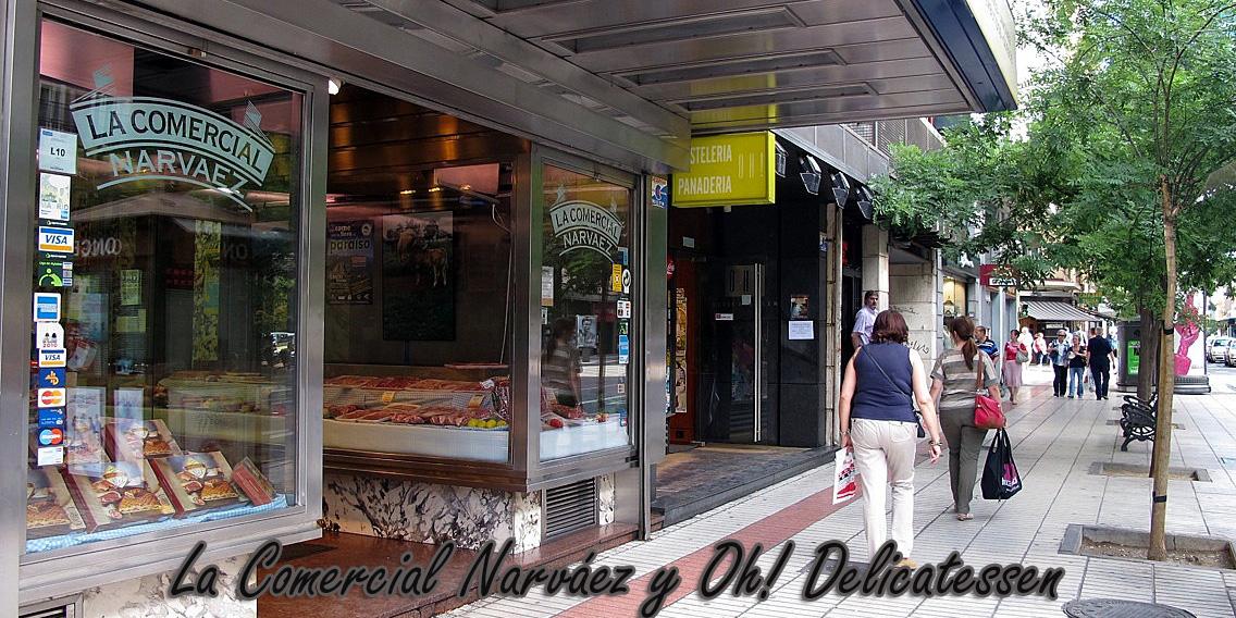 La Comercial Narváez y Oh! Delicatessen