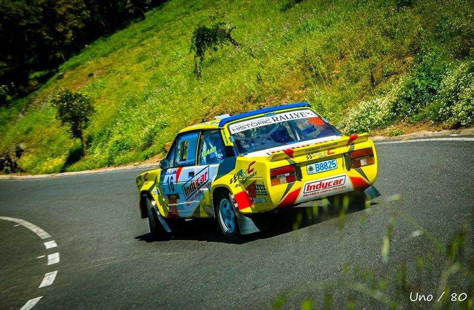 Gran Canaria Historic Rallye