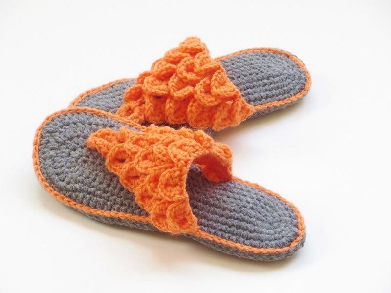 Crocodile Crochet Shoe Pattern