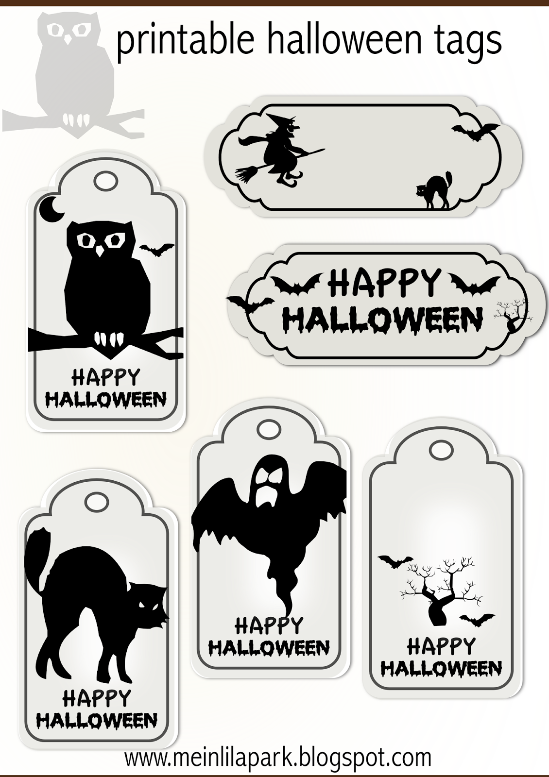 Resource image throughout printable halloween tag