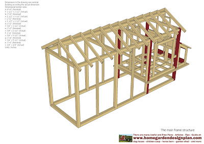 Chicken coop plans pdf download coop to build for Chicken coop plans free pdf