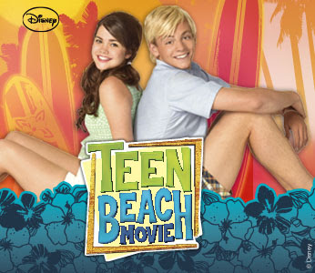 teen beach movie pelicula de disney