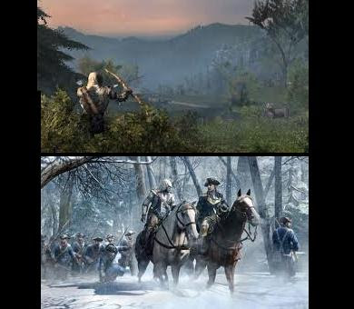 Assassin Creed 3 Bring Down The House Achievement