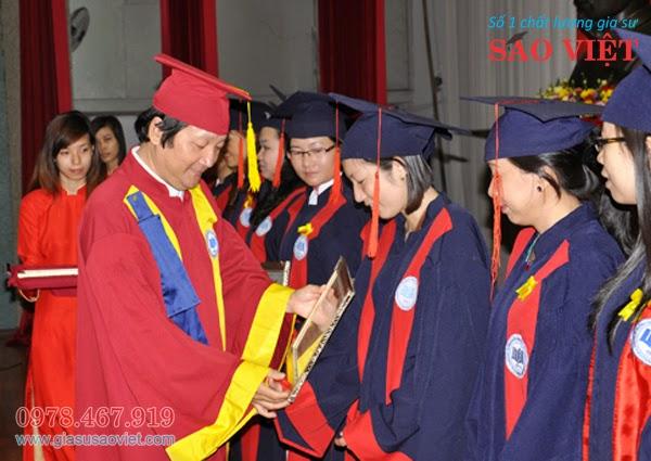 Gia sư giỏi Ba Đình - Gia sư có thành tích xuất sắc trong học tập và giàu kinh nghiệm dạy kèm cho nhiều em học sinh.